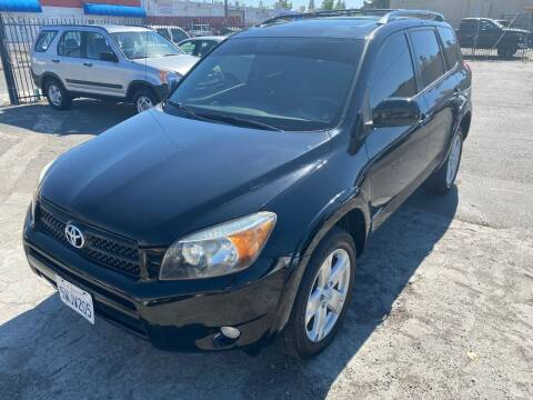 2006 Toyota RAV4 for sale at 101 Auto Sales in Sacramento CA