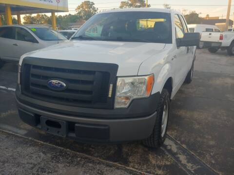2012 Ford F-150 for sale at Autos by Tom in Largo FL