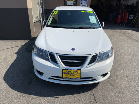 2011 Saab 9-3 for sale at JMV Inc. in Bergenfield NJ