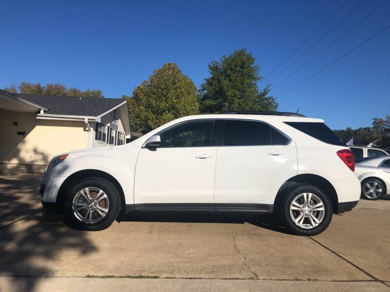 2015 Chevrolet Equinox for sale at H3 Auto Group in Huntsville TX