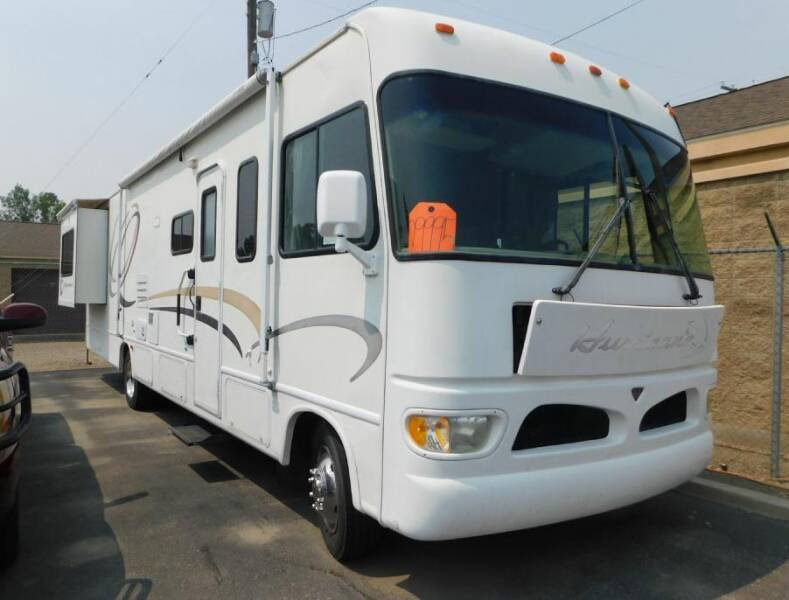 2003 Ford Motorhome Chassis for sale at Will Deal Auto & Rv Sales in Great Falls MT