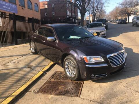 2012 Chrysler 300 for sale at Sylhet Motors in Jamacia NY