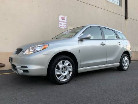 2004 Toyota Matrix for sale at International Auto Sales in Hasbrouck Heights NJ