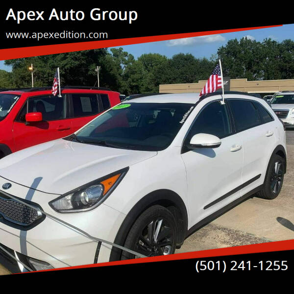 2017 Kia Niro for sale at Apex Auto Group in Cabot AR