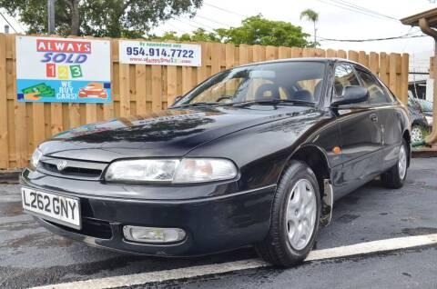 1994 Mazda 626 for sale at ALWAYSSOLD123 INC in Fort Lauderdale FL