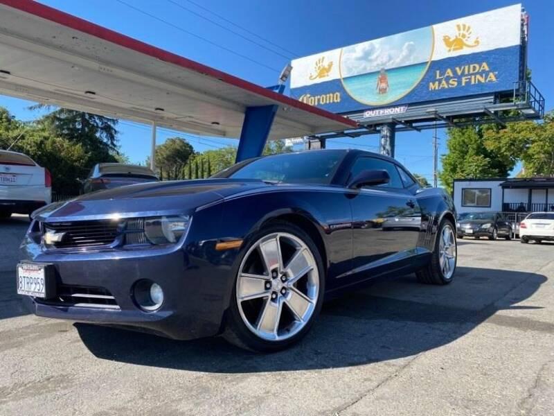 2011 Chevrolet Camaro for sale in Citrus Heights, CA