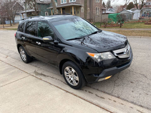 2007 Acura MDX for sale at RIVER AUTO SALES CORP in Maywood IL