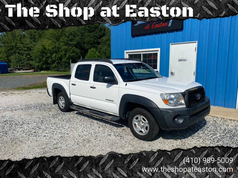 2011 Toyota Tacoma for sale at The Shop at Easton in Easton MD