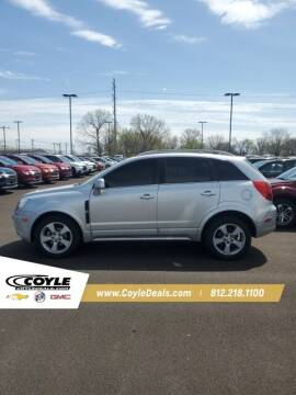 2014 Chevrolet Captiva Sport for sale at COYLE GM - COYLE NISSAN in Clarksville IN