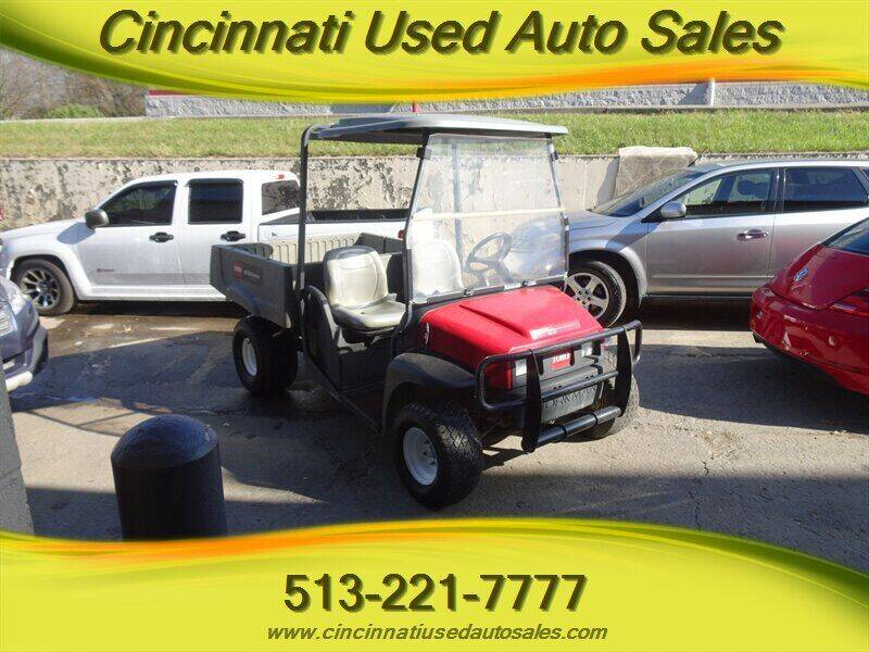 2016 Toro Workman for sale at Cincinnati Used Auto Sales in Cincinnati OH