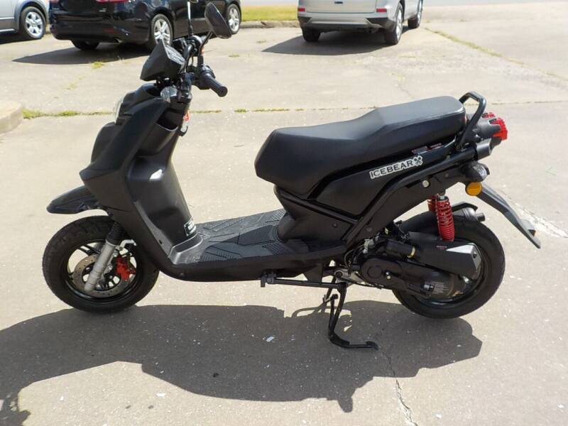 2021 ICE BEAR SCOOTER for sale at Parker Motor Co. in Fayetteville AR