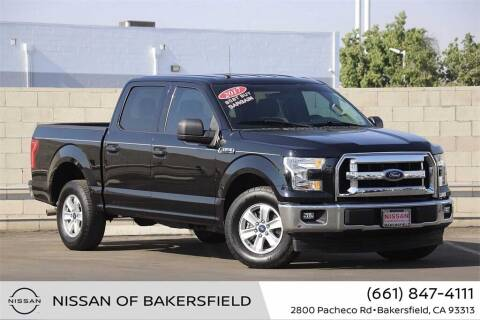 2017 Ford F-150 for sale at Nissan of Bakersfield in Bakersfield CA