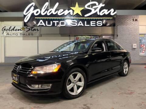 2015 Volkswagen Passat for sale at Golden Star Auto Sales in Sacramento CA