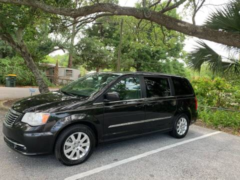 2014 Chrysler Town and Country for sale at Asap Motors Inc in Fort Walton Beach FL