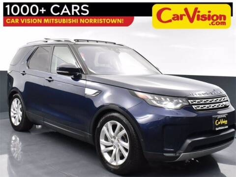 2017 Land Rover Discovery for sale at Car Vision Buying Center in Norristown PA