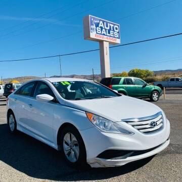 2014 Hyundai Sonata for sale at Capital Auto Sales in Carson City NV