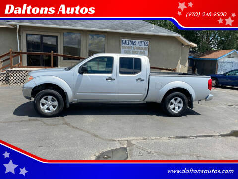 2010 Nissan Frontier for sale at Daltons Autos in Grand Junction CO