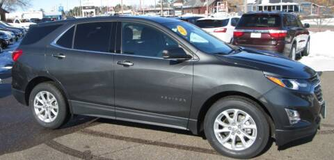2019 Chevrolet Equinox for sale at AUTOHAUS in Tomahawk WI