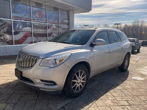2017 Buick Enclave for sale at Tim Short Auto Mall in Corbin KY