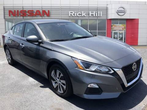 2020 Nissan Altima for sale at Rick Hill Auto Credit in Dyersburg TN