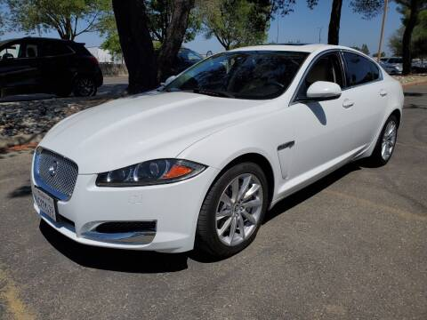 2013 Jaguar XF for sale at Matador Motors in Sacramento CA