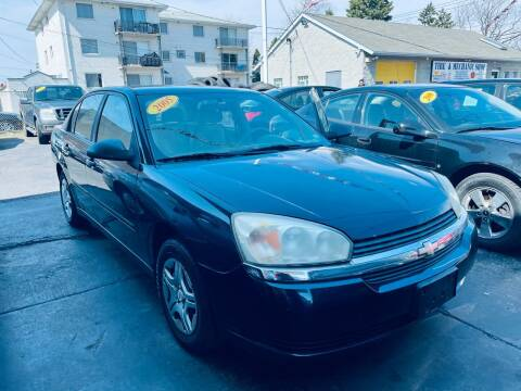 2005 Chevrolet Malibu for sale at Car Credit Stop 12 in Calumet City IL
