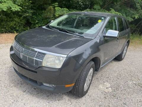 2007 Lincoln MKX for sale at BILLY HOWELL FORD LINCOLN in Cumming GA