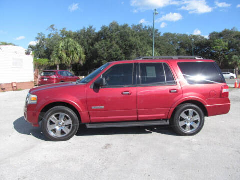 2008 Ford Expedition for sale at Orlando Auto Motors INC in Orlando FL