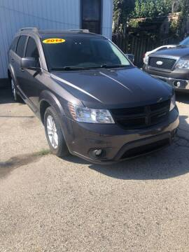 2014 Dodge Journey for sale at Z & A Auto Sales in Philadelphia PA