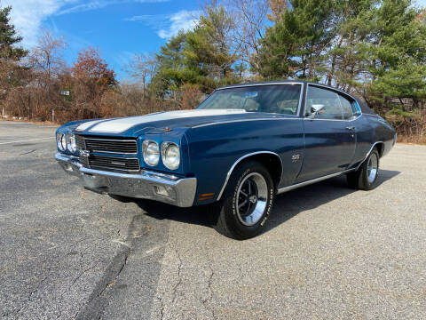 1970 Chevrolet Chevelle for sale at Clair Classics in Westford MA
