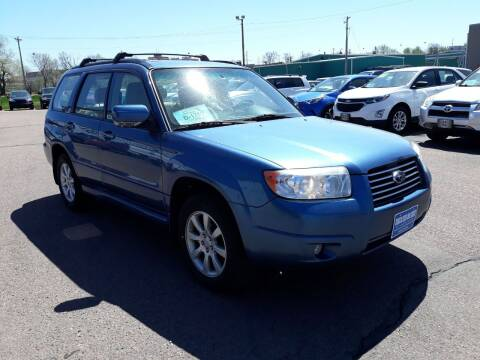 2008 Subaru Forester for sale at Dakota Cars and Credit LLC in Sioux Falls SD