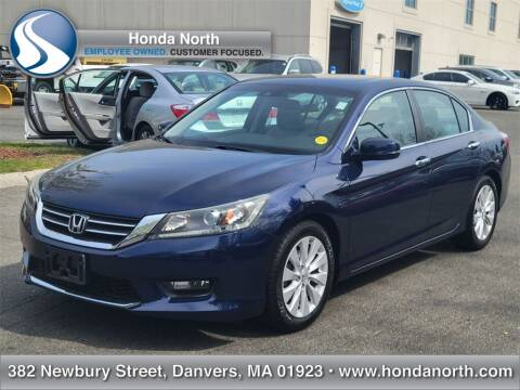 2015 Honda Accord for sale at 1 North Preowned in Danvers MA