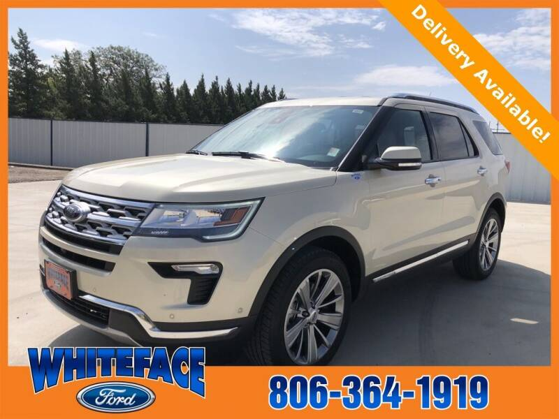 2018 Ford Explorer for sale in Hereford, TX