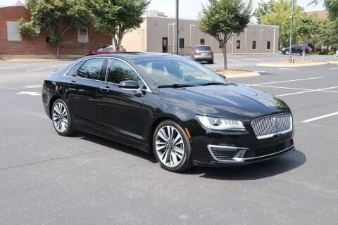 2017 Lincoln MKZ for sale at Auto Collection Of Murfreesboro in Murfreesboro TN