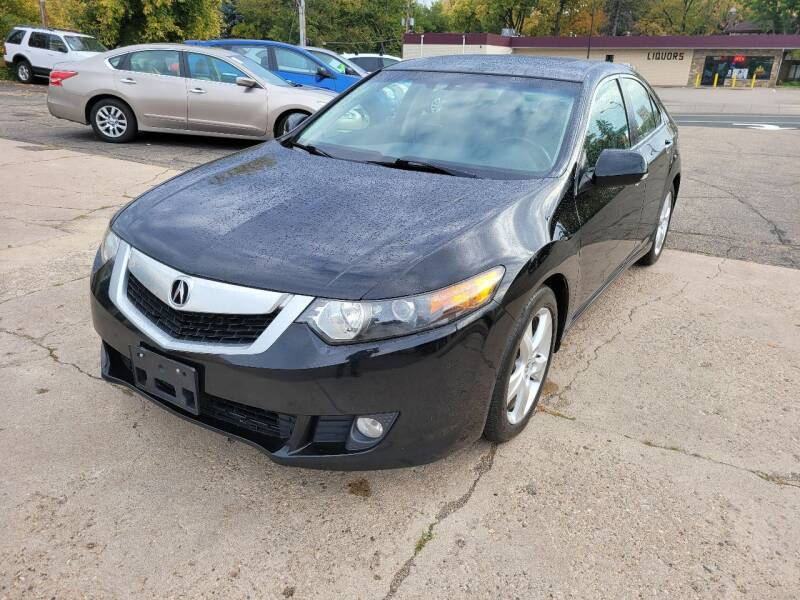 2010 Acura TSX for sale at Prime Time Auto LLC in Shakopee MN