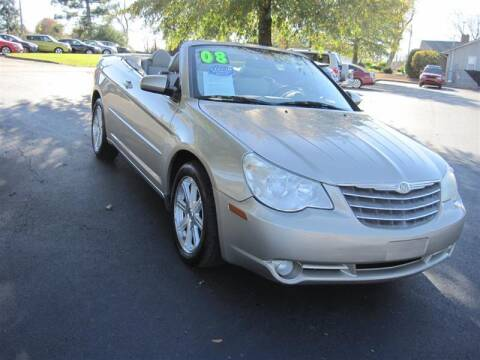 2008 Chrysler Sebring for sale at Reza Dabestani in Knoxville TN