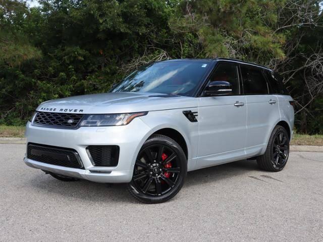 2021 Land Rover Range Rover Sport HST MHEV