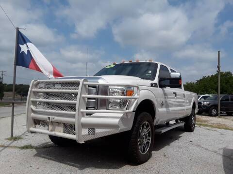 2014 Ford F-350 Super Duty for sale at Speedway Motors TX in Fort Worth TX