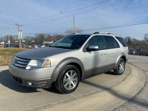 2008 Ford Taurus X for sale at Xtreme Auto Mart LLC in Kansas City MO