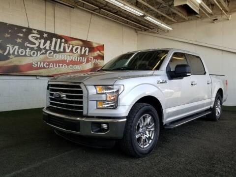 2015 Ford F-150 for sale at TrucksForWork.net in Mesa AZ