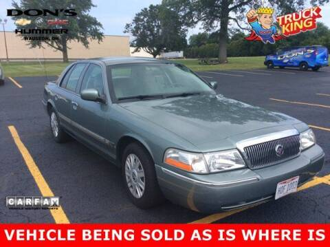 2005 Mercury Grand Marquis for sale at DON'S CHEVY, BUICK-GMC & CADILLAC in Wauseon OH
