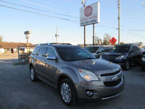 2010 Chevrolet Equinox for sale at Motor Point Auto Sales in Orlando FL