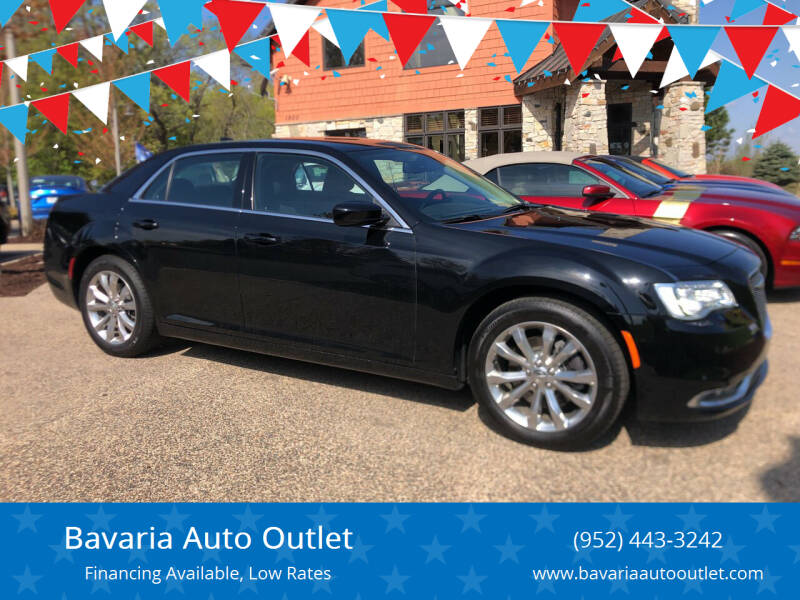 2020 Chrysler 300 for sale at Bavaria Auto Outlet in Victoria MN