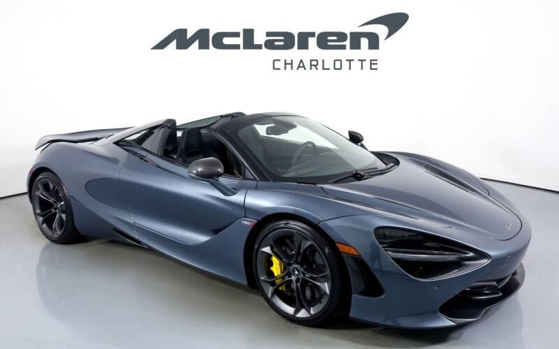 2020 McLaren 720S Spider for sale in Charlotte, NC