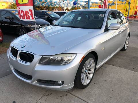 2010 BMW 3 Series for sale at Plaza Auto Sales in Los Angeles CA
