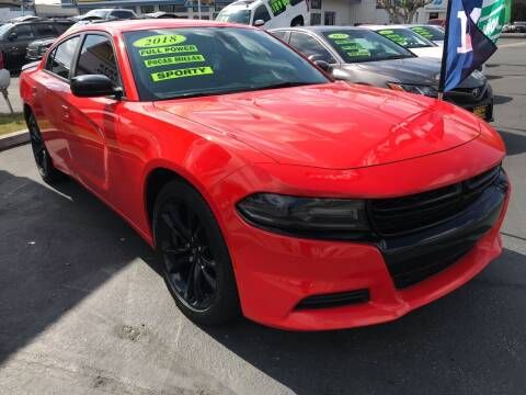 2018 Dodge Charger for sale at Lucas Auto Center in South Gate CA