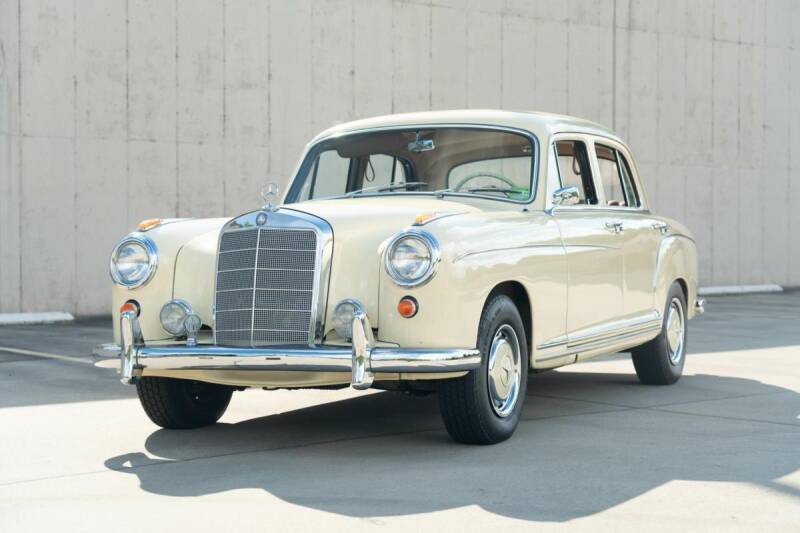 1958 Mercedes-Benz S-Class for sale in Charlotte, NC