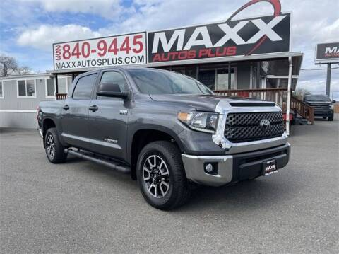 2020 Toyota Tundra for sale at Maxx Autos Plus in Puyallup WA
