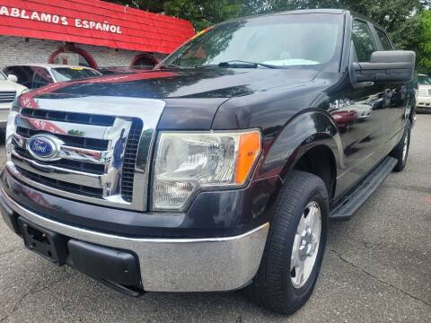 2010 Ford F-150 for sale at Ace Auto Brokers in Charlotte NC