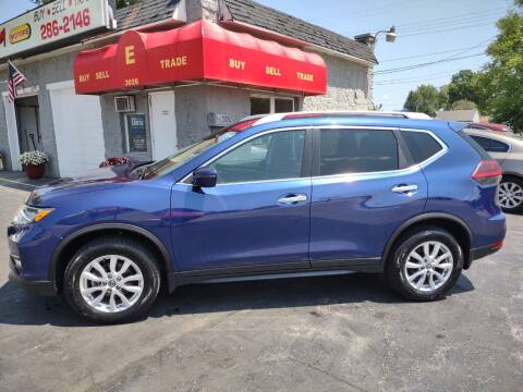 2019 Nissan Rogue for sale at Economy Motors in Muncie IN